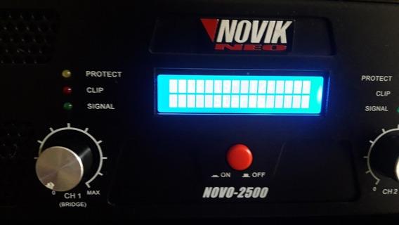 Amplificador Novik Neo 2500