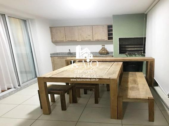 Belissimo Apartamento Com 3 Suítes Varanda Gourmet 3 Vagas, Centro - Ap1233