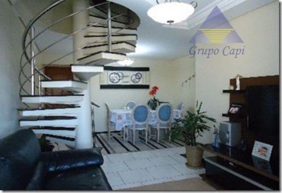 Cobertura Residencial À Venda, Vila Carrão, São Paulo - Co0027. - Co0027