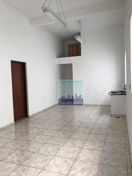 Galpão Para Alugar, 250 M² Por R$ 3.700/mês - Jardim Veloso - Osasco/sp - Ga0021