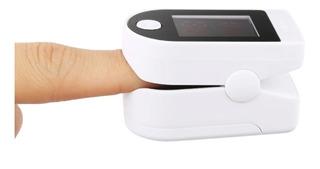 Oximetro Digital Dedo Medidor De Saturação Oxigênio