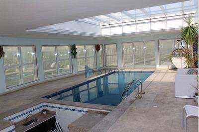 Maravilhosa Cobertura Penthouse Com 5 Dormitórios À Venda, 670 M² Por R$ 3.000.000 - Aviação - Praia Grande/sp - Co0171