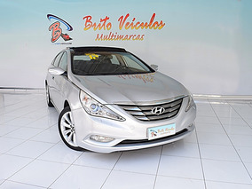 Hyundai Sonata 2.4 Mpfi 16v Gasolina 4p Automático 2012