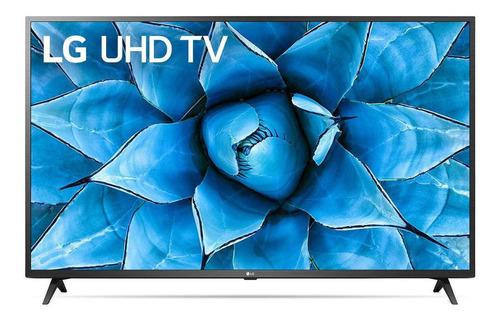 Imagem 1 de 4 de Smart Tv LG Ai Thinq 50un7310psc Led 4k 50