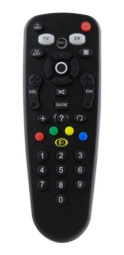 Imagen 1 de 10 de Control Remoto Para Tv Sky Generico 3ce-sxy