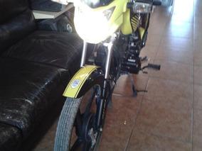 Moto Italika Ft150ts Mod.2017 Poco Kilometraje