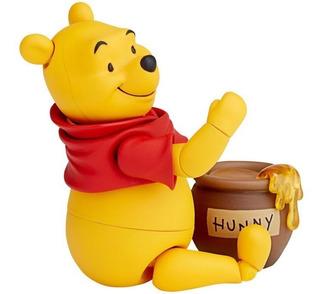 Revoltech Yamaguchi Winnie Pooh Figura Articulada Original