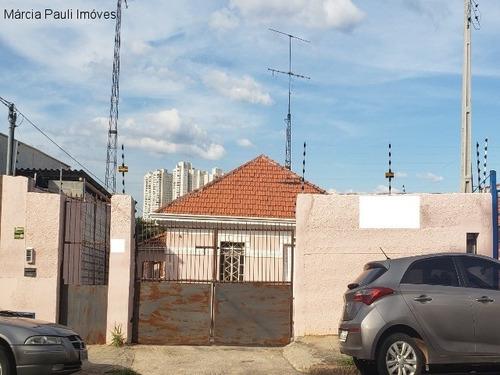 Imagem 1 de 11 de Casa A Venda No Bairro Vianelo - Jundiaí. - Ca04204 - 69541857