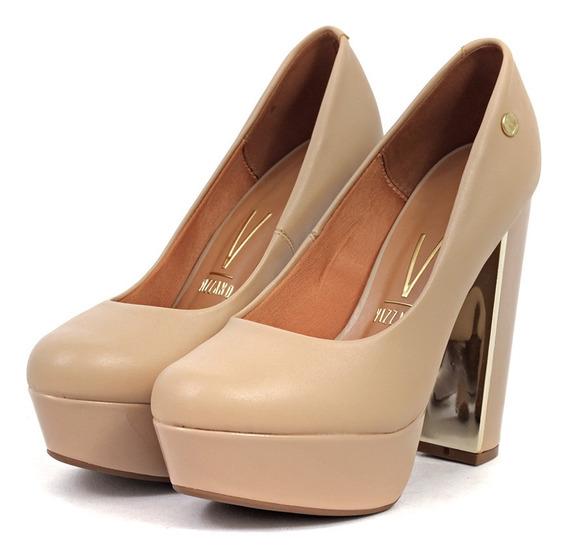 Zapatos Mujer Erika Cuero Ecologico Vizzano