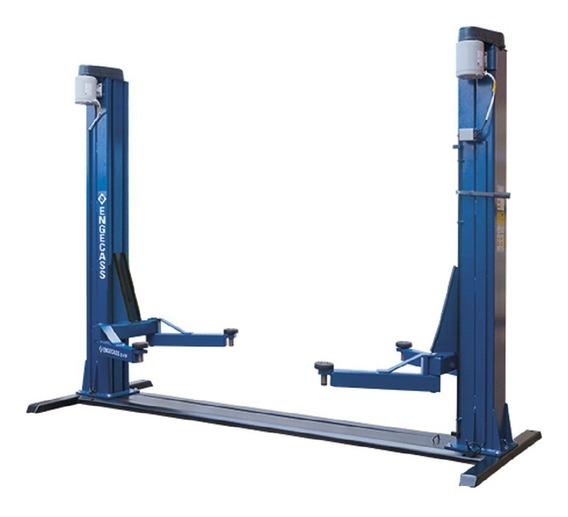 Elevador Automotivo Trifásico 4100kg Engecass Ec4100 220v