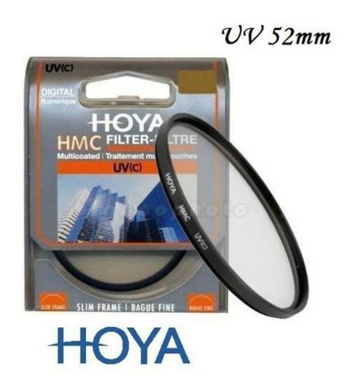 Filtro Hoya Uv 52mm Hmc (canon, Nikon, Sony)
