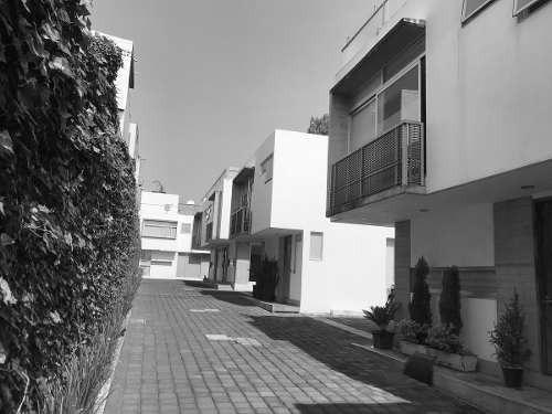 Casa En Renta En Condominio Cerca De Insurgentes Sur Y Periférico