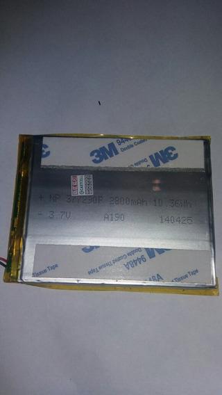 Bateria Do Tablet Cce Tr72 Tv