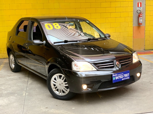Renault Logan 1.6 Flex Privilege Top Linha Metro Vila Pruden