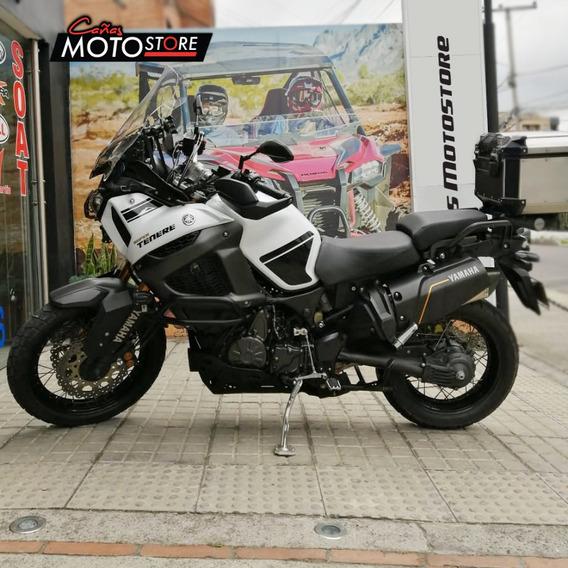 Yamaha Super Tenere Ze 1200 Blanca 2015