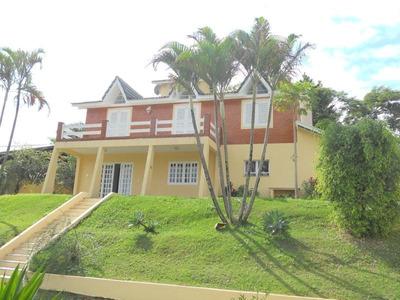 Casa Residencial Para Locação, Condomínio Marambaia, Vinhedo - Ca0806. - Ca0806