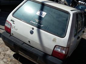 Fiat Uno Ano 2008 Flex Sucata Pra Retirar Pecas 1139693187