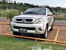 Toyota Hilux 2.5 Standard 4x4 Manual Cab. Dupla Diesel