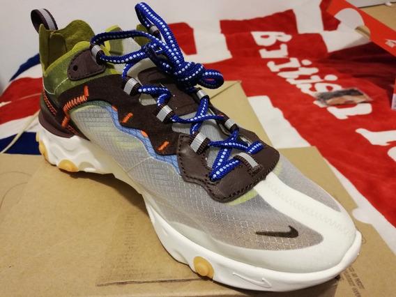 Sneaker Nike React Element 87 Originales