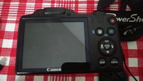 Semiprofissional Câmera Canon Powershot Wifi Sx510hs
