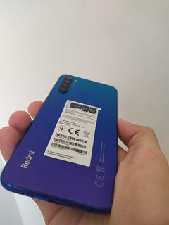 Xiaomi Redmi Note 8 4/64gb Azul, Impecable