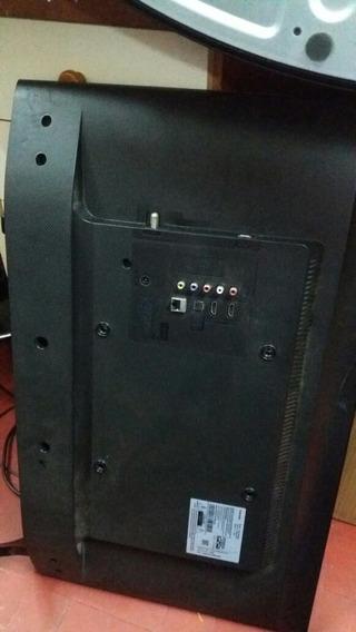 Vendo Tv Funcionando Samsung Un32j4300ag Somente Tela Quebra