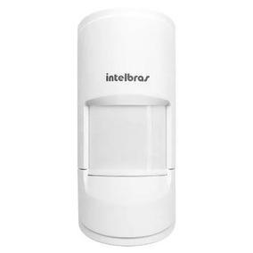 Kit 2 Sensores Infravermelho Intelbras Ivp 5001 Frete Grátis
