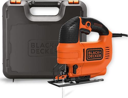 Sierra Caladora Black Decker 550w Ks701 Corte En Ángulo 45°