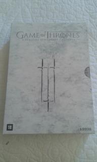 Box Dvd Game Of Thrones - 3ª Temporada Completa - Original