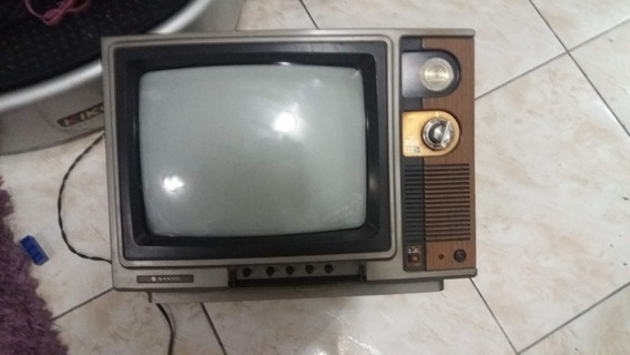 Televisor Sanyo Liga E Só Sai Audio C T P 3703 Ler Anúncio