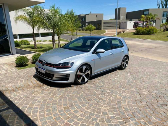 Volkswagen Golf 2016 2.0 Gti Tsi App Connect
