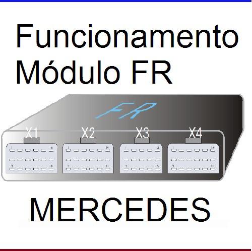 Curso Funcionamento Modulo Fr Caminhão Mercedes - Dicas