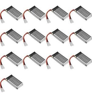 13 X Cantidad De Ares Ethos Qx 75 Batería 3.7v 380mah 25c Li