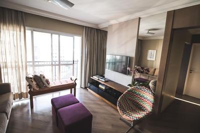 Apartamento À Venda Em Cambuí - Ap006465
