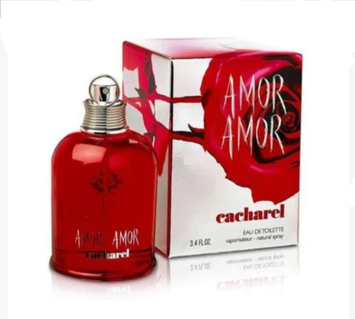 Perfume Mujer Amor Amor Edt 30 Ml Sellado Original