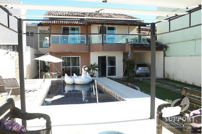 Casa Na Praia Do Morro Em Guarapari - V-1135