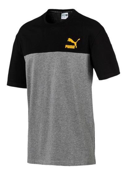 Camiseta Puma Retrô Tee Masculina Original + Nota F