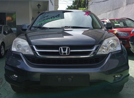 Honda Cr-v Lx 2011 Automático Completo