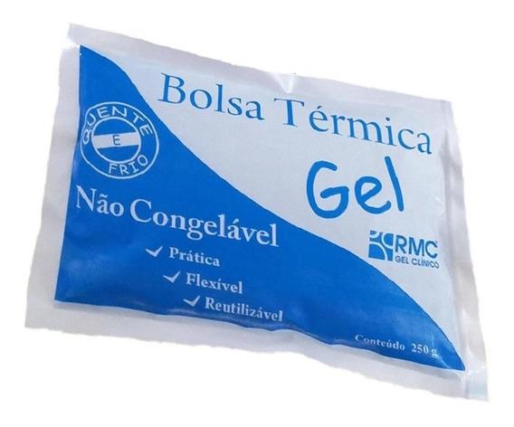 Bolsa Térmica Facial De Gel Rmc - Compressa Flexível 250g