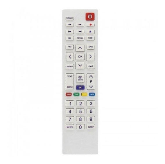 Controle Remoto Smart Led 1009 Novo Testado King
