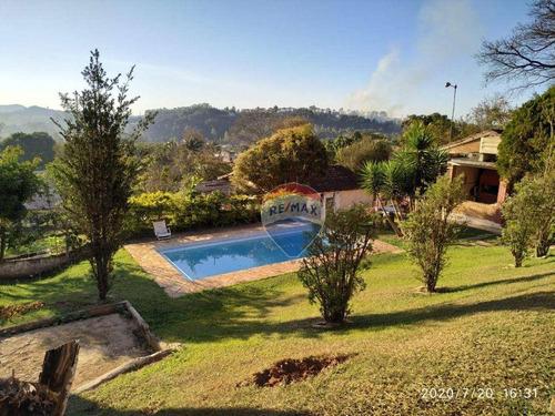 Imagem 1 de 30 de Chácara Com 4 Dormitórios Para Alugar, 1508 M² Por R$ 3.800,00/mês - Jardim Estância Brasil - Atibaia/sp - Ch0349