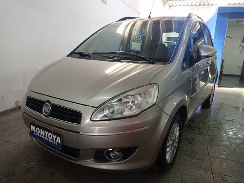 Fiat Idea Mod 2013 Attrative Top Full 1.4 Impecable.