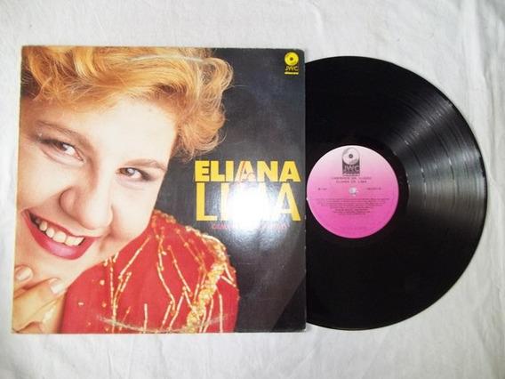 Lp Vinil - Eliana De Lima - Caminhos Da Ilusão