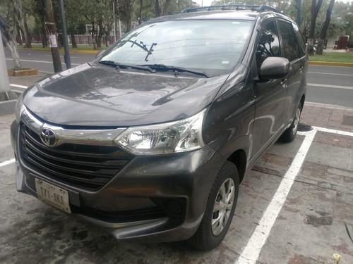 Imagen 1 de 13 de Toyota Avanza Le Automatica 2016