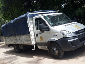 Iveco Daily 3.0 Chasis Cd 70c16 Completo 4350