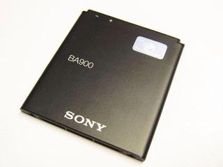 Bateria Sony Ba 900 Original!
