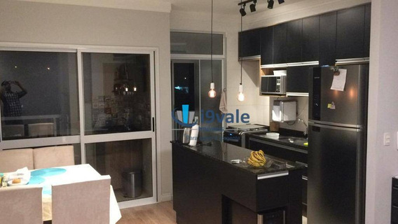 Apartamento Com 2 Dormitórios À Venda, 77 M² Cond. Eco Vitta Parque Califórnia - Jacareí/sp - Ap2166