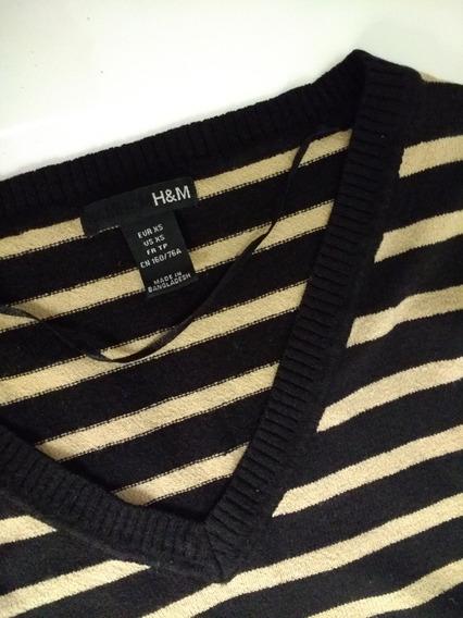 Sweater H&m Para Dama - Talla Xs (5mricanos)