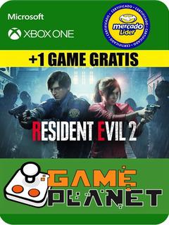 Resident Evil 2 - Xbox One - Online/offline