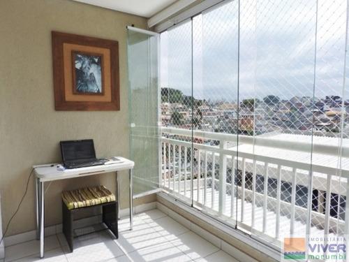 Imagem 1 de 14 de Apartamento Para Venda No Bairro Morumbi Em São Paulo Â¿ Cod: Nm564 - Nm564